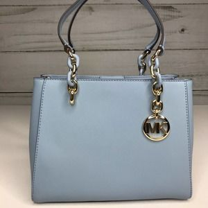 Michael Kors Sofia MD NS Tote Crossbody NWT